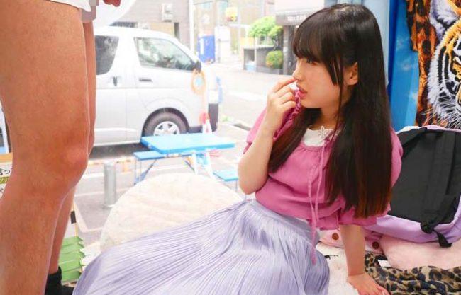 【MM号】関西弁の美少女ナンパしてファック!「あかんて!イってまうーー♡」男優デカチン膣内激ピスの快楽に絶頂連発ww